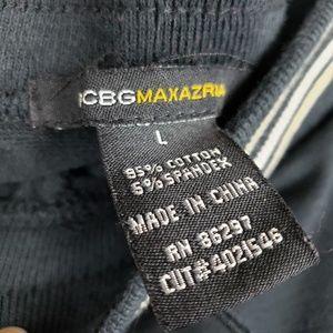 BCBGMaxAzria Pants - Bcbgmaxazria black sweatpants sz L